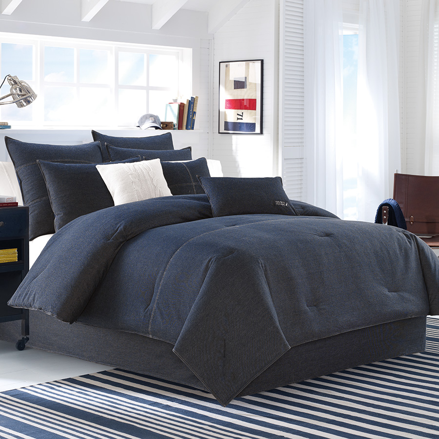 Nautica Seaward Comforter And Duvet Set From