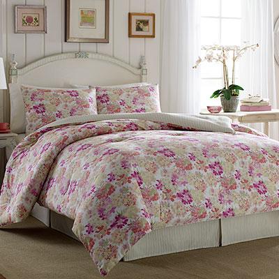 laura ashley secret garden comforter set from. Black Bedroom Furniture Sets. Home Design Ideas