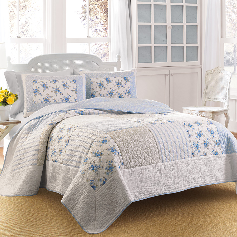Laura Ashley Seraphina Quilt From