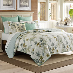 Tommy Bahama Serenity Plams Quilt