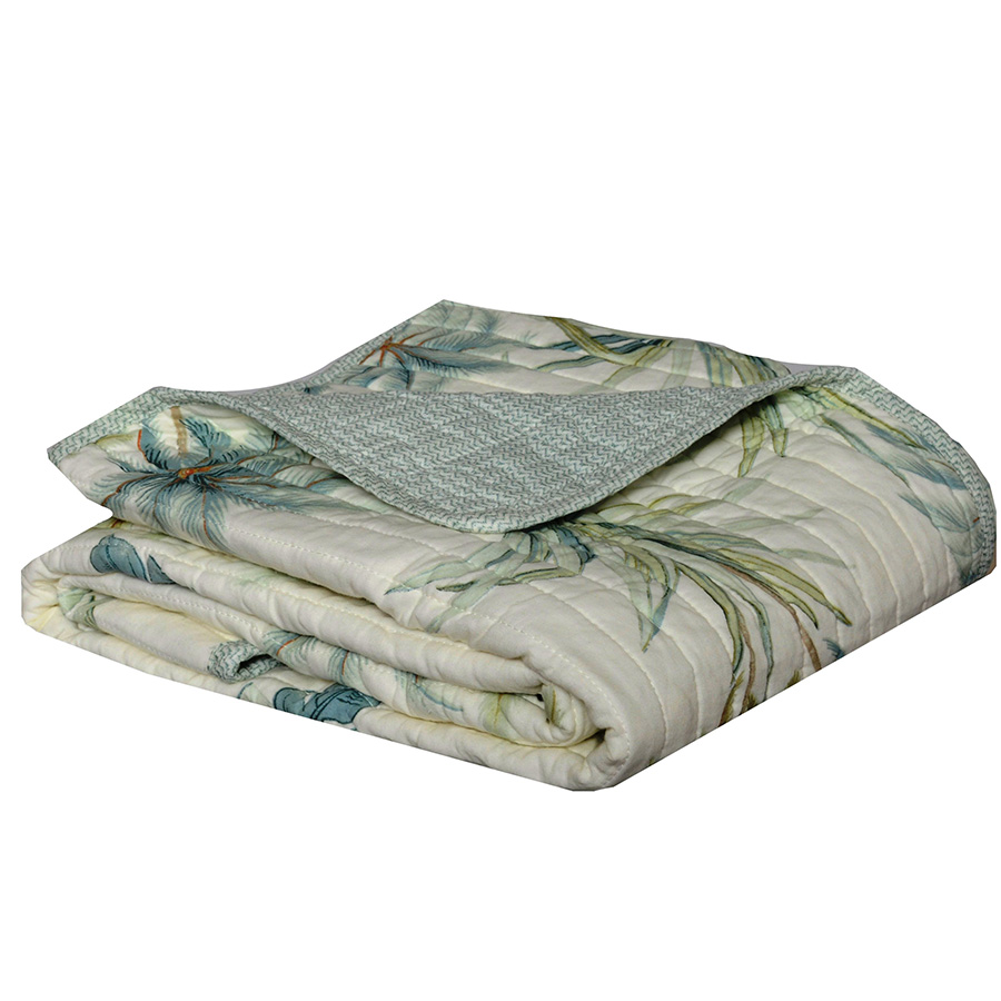 Tommy Bahama Serenity Palms Throw Blanket From