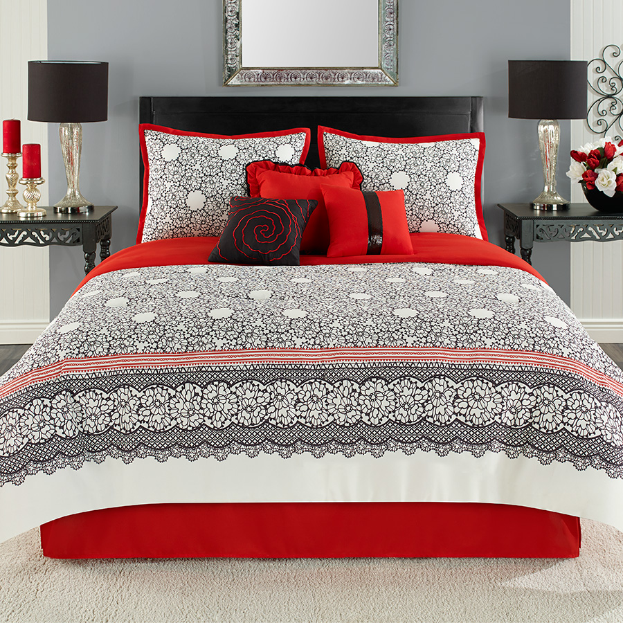 Casa mia sevilla bonus comforter set from - Laura ashley sevilla ...