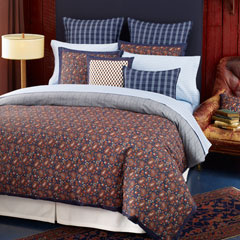 Shelburne Paisley Comforter and Duvet Cover Sets
