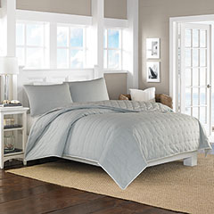 Shelford Mineral Coverlet