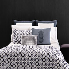 Shibori Diamond Comforter & Duvet Sets