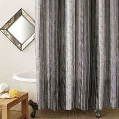 Sierra Onyx Shower Curtain