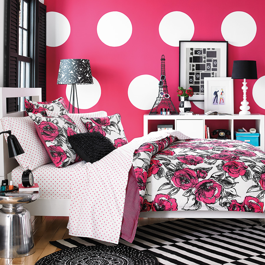 Pop Art Bedroom Accessories