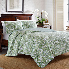 Tommy Bahama Skipper Sound Mineral Quilt Set