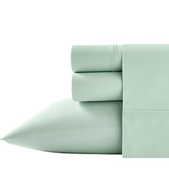 Nautica Solid Seaside Sheet Set