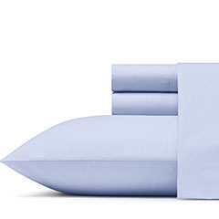 Poppy & Fritz Solid Sterling Blue Sheet Set
