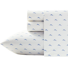 Tommy Bahama Sailfish Ocean Blue Sheet Set