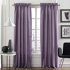 Bow Down Window Drapes