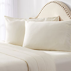 Stone Cottage Solid Ecru Sheet Set