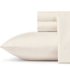 Stone Cottage Solid Ivory Sheet Set
