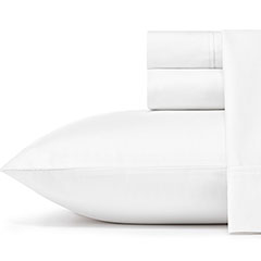Stone Cottage Solid White Sheet Set