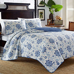 Tommy Bahama Songbird Haven Quilt Set