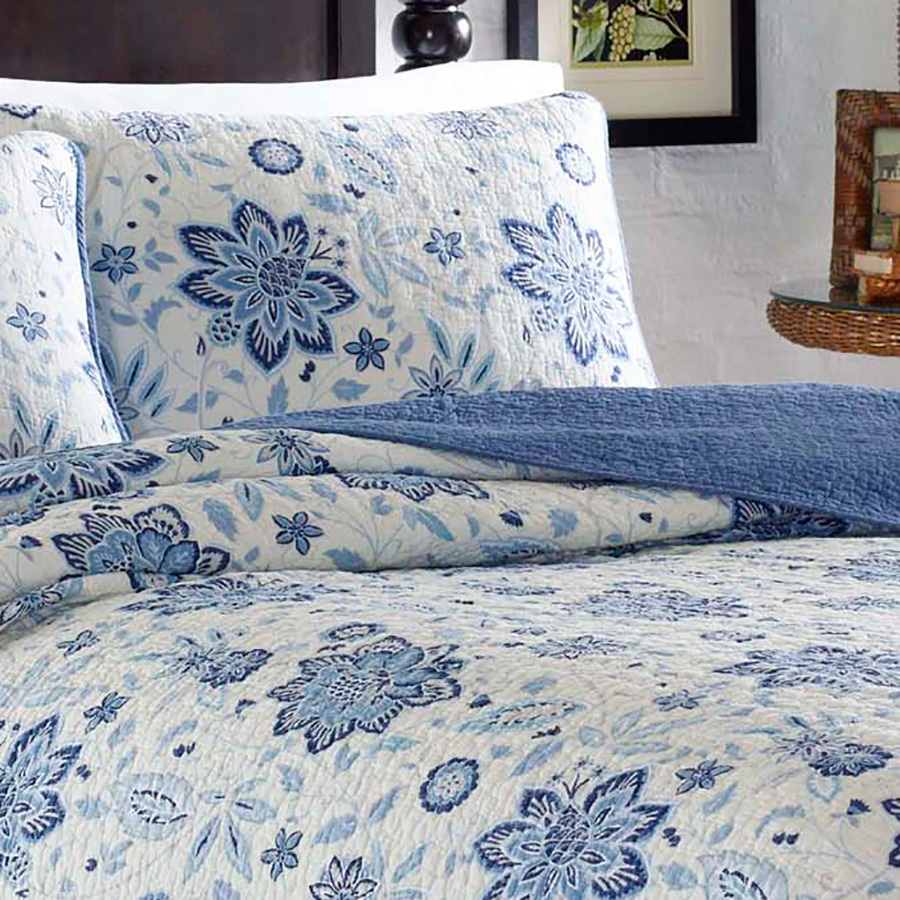 Tommy Bahama Songbird Haven Quilt Set From Beddingstyle Com