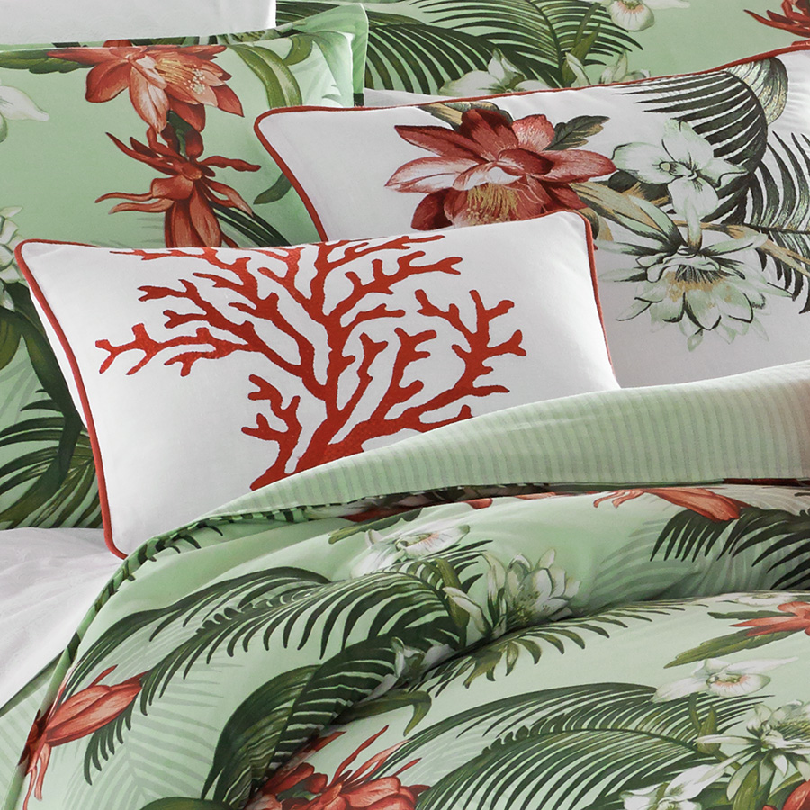 Tommy Bahama Southern Breeze Comforter And Duvet Sets From