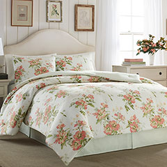 Spencer Apricot Comforter Set