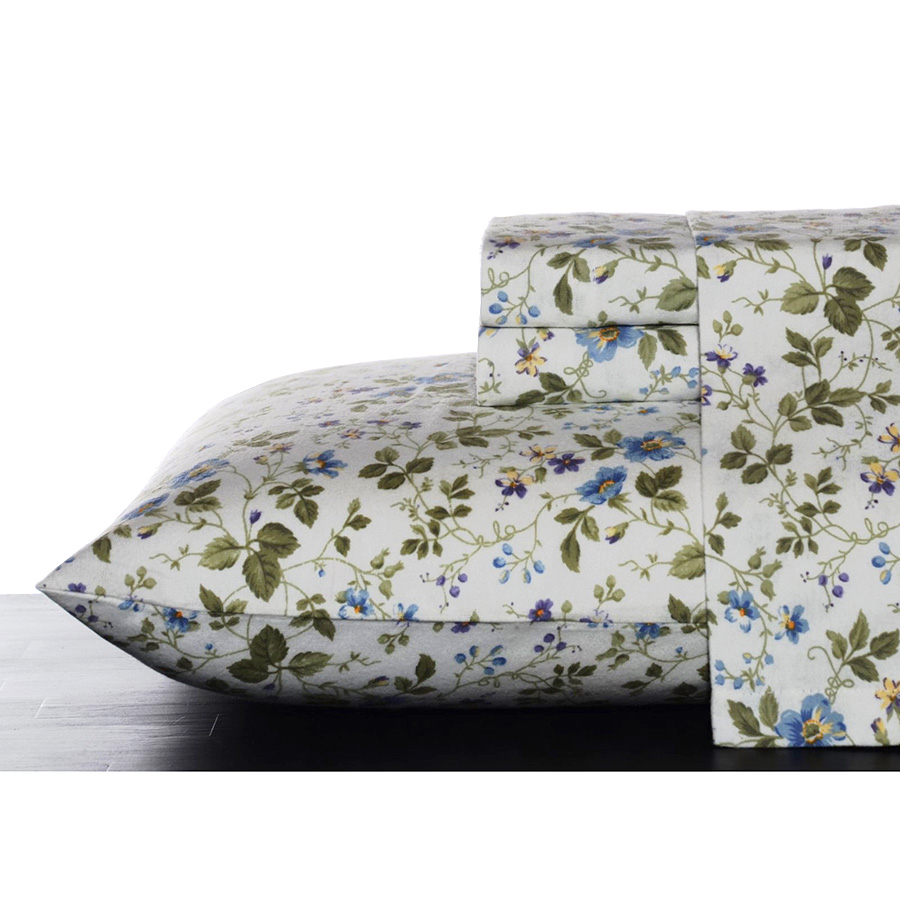 Full Sheet Set Laura Ashley Spring Bloom