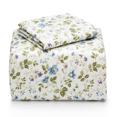 Laura Ashley Spring Bloom Sheet Set