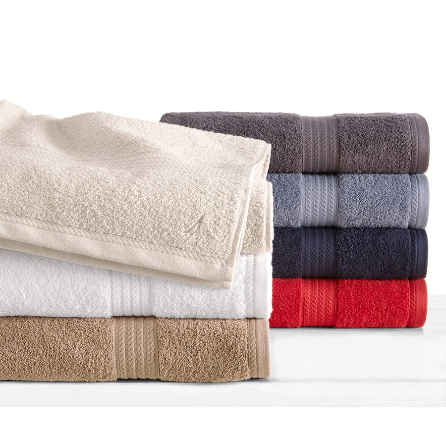 Wash Towel Nautica Stateroom Sand