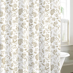 Tommy Bahama Sunkissed Sand Shower Curtain