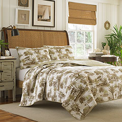 Tommy Bahama Sunset Siesta Carafe Quilt Set