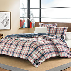 Sun Valley Plaid Comforter Set