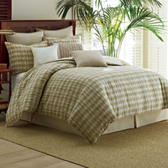 Surfside Ikat Duvet Cover