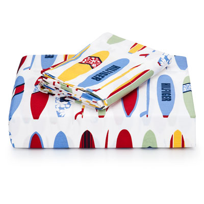 Tommy Hilfiger Surfs Up Sheet Set