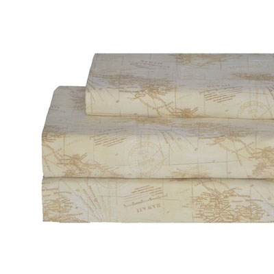 Tommy Bahama Surfside Map Sheet Set