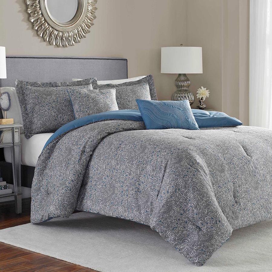 Twin Comforter Set (Patti Labelle Swag Time)