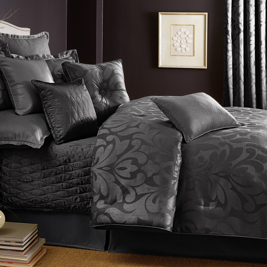 Candice Olson Sweet Dreams Platinum Comforter Set From