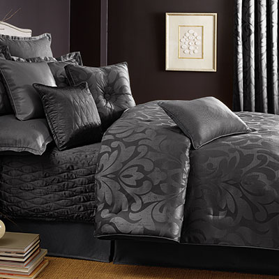 Candice Olson Sweet Dreams Platinum Comforter Set