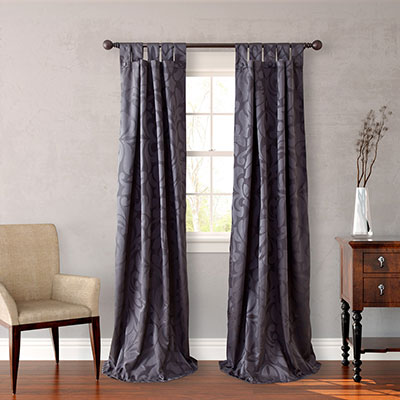 Candice Olson Sweet Dreams Tab Top Drapes