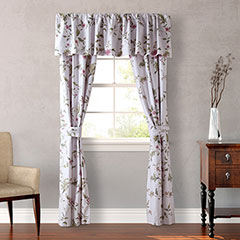 Wedgwood Sweet Plum Window Treatments