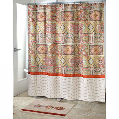 Avanti Tangine Shower Curtain