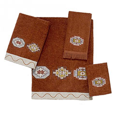 Tangine Decorative Towels