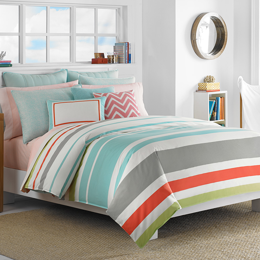 Nautica Taplin Comforter And Duvet Set From
