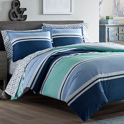 Poppy & Fritz Taylor Comforter and Duvet Set