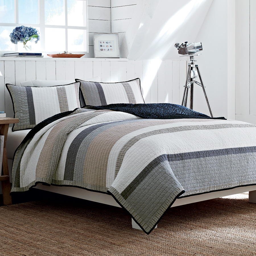 Nautica Tideway Quilt From Beddingstyle Com