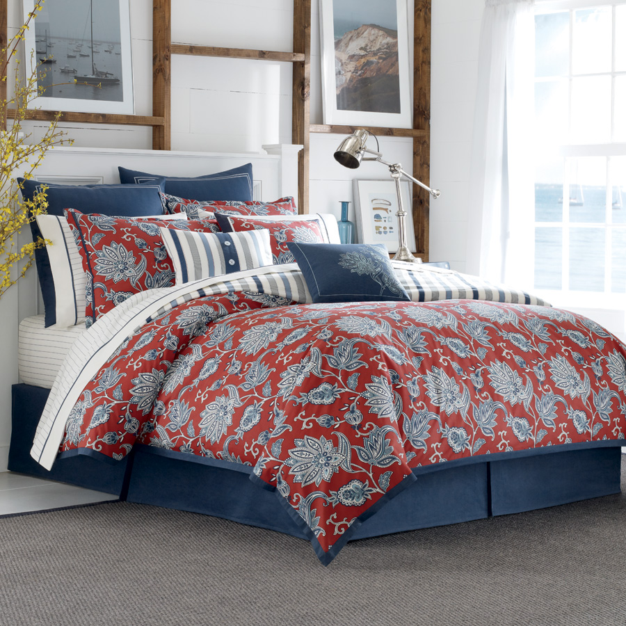 Nautica Tisbury Bedding Collection From