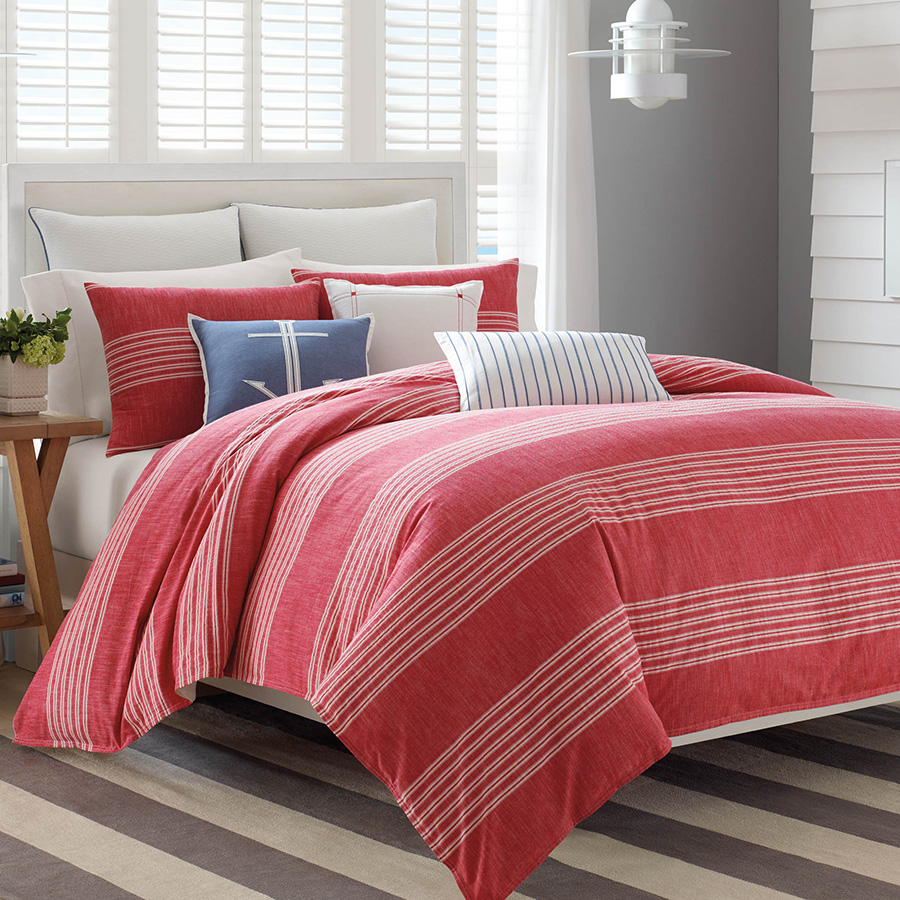 Click here for Twin Comforter Set (Nautica Trawler) prices