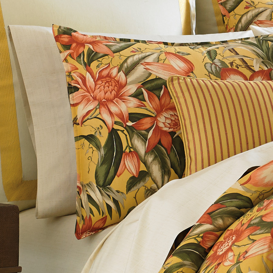 tommy bahama tropical lily comforter  u0026 duvet sets from beddingstyle com