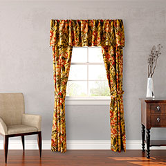 Tropical Lily Window Treatment