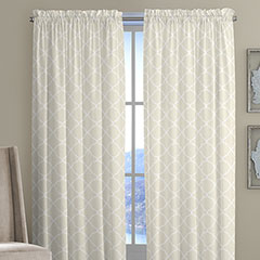 Tommy Bahama Travel Trellis Window Treatment