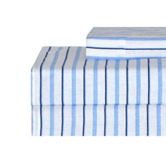 Tuckers Island Flannel Sheet Set