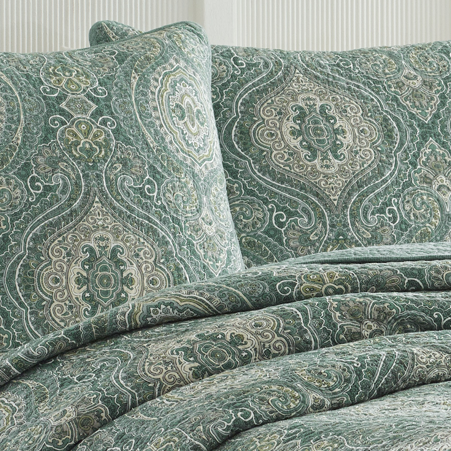 Tommy Bahama Turtle Cove Quilt Set From Beddingstyle Com