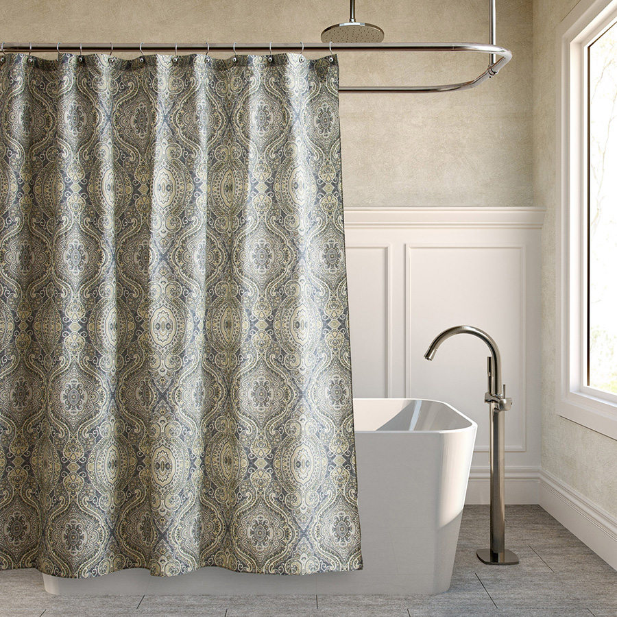 Tommy Bahama Turtle Cove Shower Curtain From